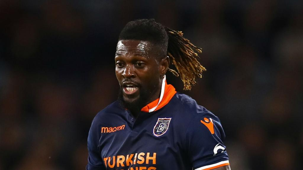 Emmanuel Adebayor completes move to Paraguayan side Club Olimpia