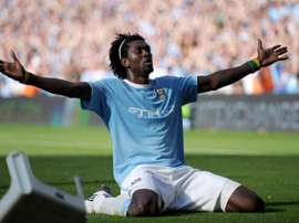 Adebayor claims racism motivated infamous celebration. GOAL