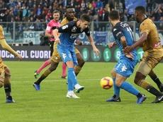 L'Empoli trova i tre punti. Goal