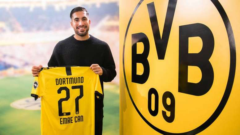 Emre Can torna in Champions