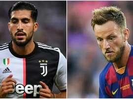 Juventus, lo scambio tra Emre Can e Rakitic non tramonta: idea per gennaio