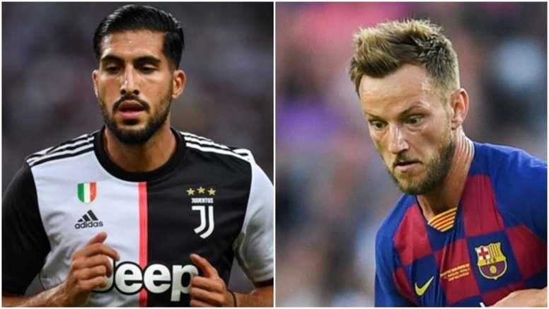 L'échange Rakitic-Can en janvier entre le Barça et la Juve ? Goal
