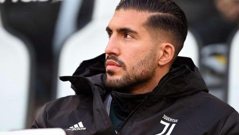 Emre Can Juventus 2019-20