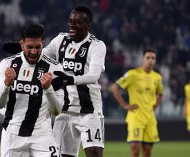 La Juventus s'est tranquillement imposée. Goal