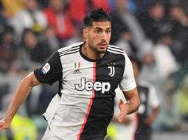 Maurizio Sarri al termine di Juventus-SPAL. Goal