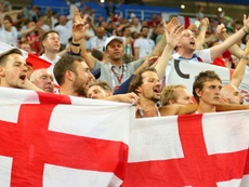 England have been warned over the chants. GOAL