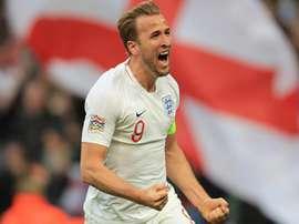 Kane, sans surprise. Goal