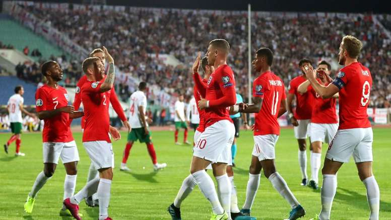 Southgate: England united by racism. GOAL