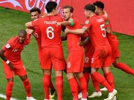 A Inglaterra quebra tabu e avanças às semis da Copa do Mundo. Goal