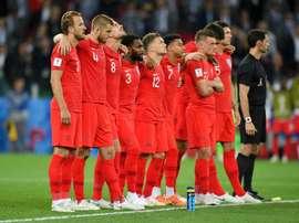 'Inglaterra não é a mais talentosa, mas tem uma grande chance'.Goal