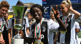 Juventus, Eni Aluko si unisce a Chiellini in 'Common Goal'. Goal