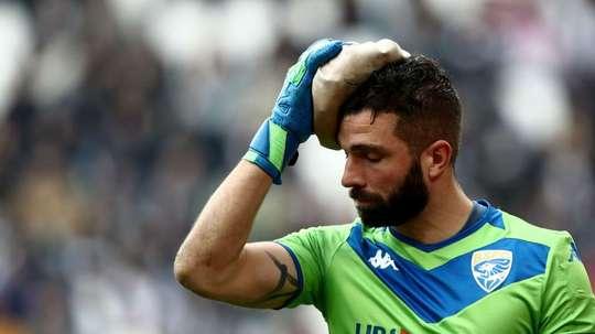 Alfonso infortunato contro la Juve. Goal