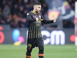 Enrico Brignola Benevento Cagliari Serie A 03182018