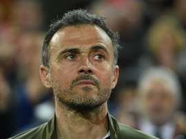 Luis Enrique today stepped down as Spain coach. GOAL