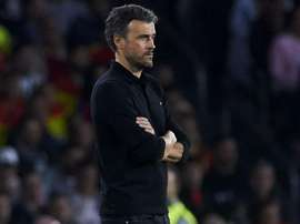 Luis Enrique infuriated by Spain