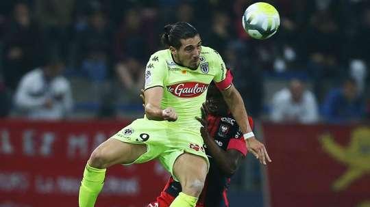 L'attaquant de 22 ans quitte Angers. Goal