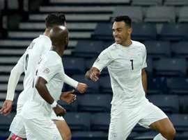 Zahavi stunner denies Clarke a Nations League win