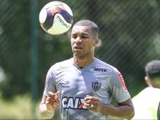 Erazo trocou o Atl. Mineiro pelo Vasco. Goal