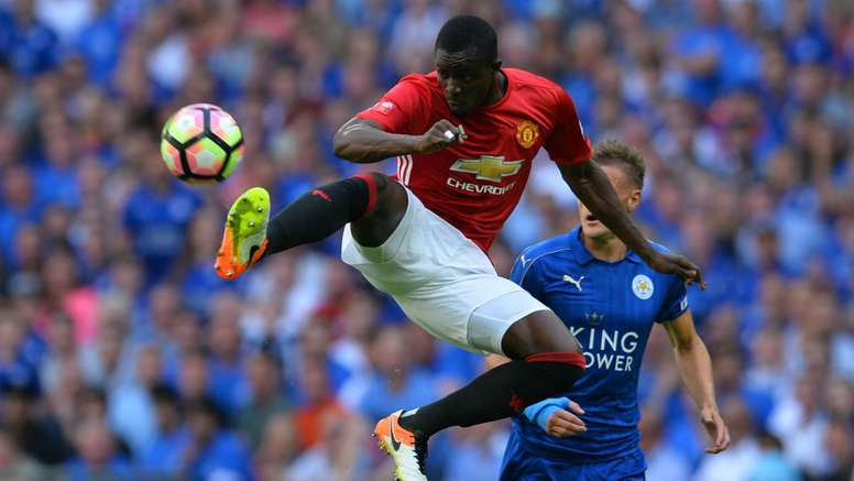 Eric Bailly joined United this summer. Goal
