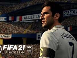 FIFA 21 : Cantona, Eto'o, Fernando Torres et Xavi parmi les nouvelles cartes Icons FUT. goal