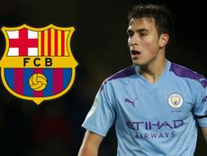 Quem é Eric Garcia, disputado por Barça e City. EFE