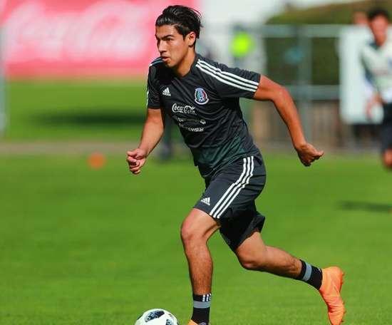 Conheça Erick Gutiérrez, o substituto de Reyes. Goal