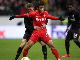 Rinvio partita Salisburgo-Eintracht