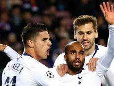 Lucas Moura Tottenham 2018. Goal