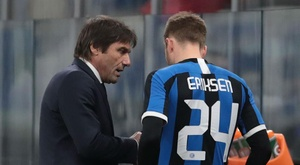 Conte: I didn't want to use Eriksen so soon