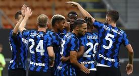 L'Inter déroule contre Pise en amical. goal