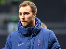 Inter are waiting to hear whether a bid for Eriksen has been successful. GOAL