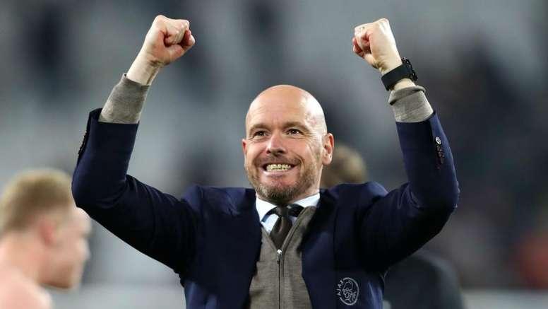 Ten Hag: Juve were scared of Ajax