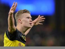 Le sprint ahurissant de Haaland lors de Dortmund - PSG.  Goal
