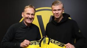 Erling Braut Haaland, o reforço do Dortmund que foi comparado a Ibra. Goal