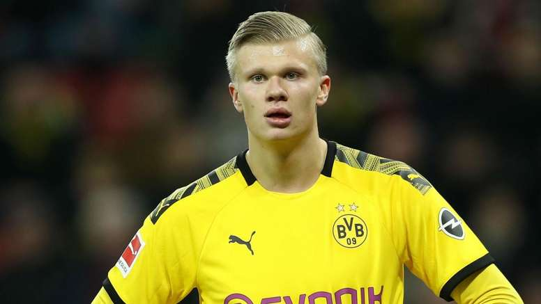 Erling Haaland inspired by Kylian Mbappe in quest for continued improvement. GOAL