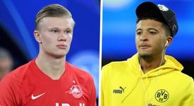 Sancho e Håland nel mirino dello United. Goal