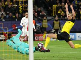 Quelles sont les chances du PSG au retour après une défaite 2-1 ? AFP