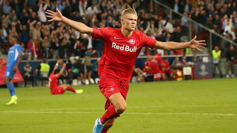 Il talento norvegese Haland fa gola a mezza Europa. Goal