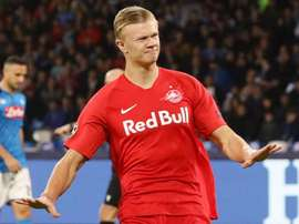 Haaland: It's not hard to deal with transfer speculation. GOAL
