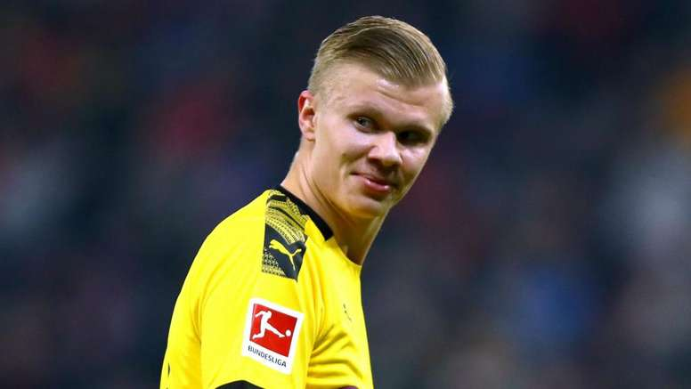 He was set on a move to Dortmund. GOAL