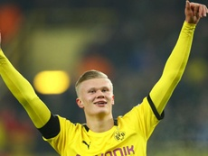 Haaland at the double as dream start to life at Dortmund continues. GOAL