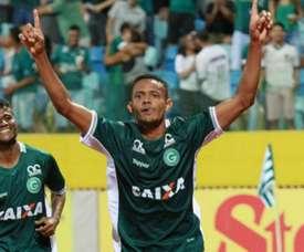 Ernandes Goiás 03 12 2018. Goal