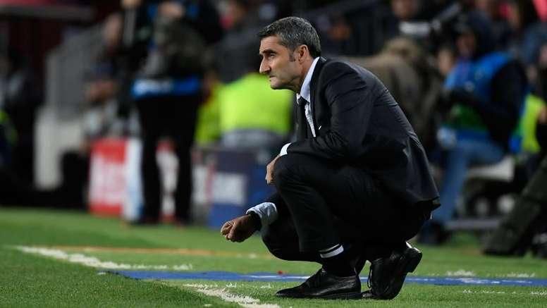 Pour Valverde, les sifflets du public sont logiques. Goal