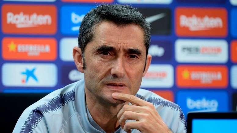 Valverde s'exprime sur le match retour face à Manchester United. Goal