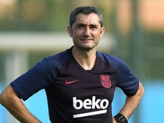 Valverde has been under pressure to bring Neymar back to BArcelona. GOAL