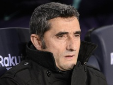 Valverde not worried about Levante's Copa appeal.
