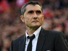Valverde insists he has Barcelona backing. Goal