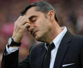 Rumours: Valverde losing players. GOAL