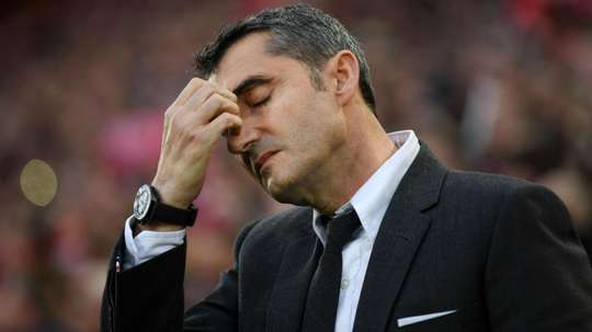 Rumours: Valverde losing players. GOAL