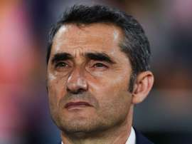 Valverde: Let's respect each other. GOAL